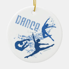 Dance Ornament (customizable)
