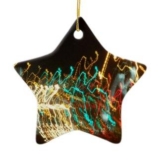 Dancing Lights Ornament ornament