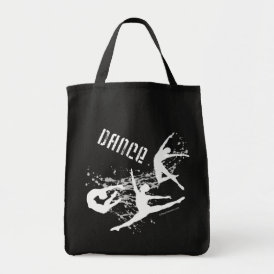 Danseurs Dark Tote (customizable)