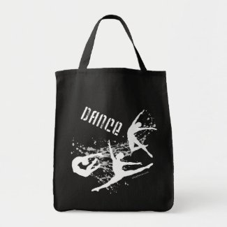 Danseurs Dark Tote (customizable) Tote Bags