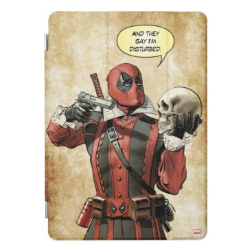Deadpool Hamlet iPad Pro Cover