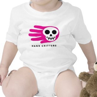Death baby t-shirt bodysuit