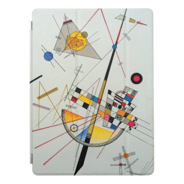 Delicate Tension by Wassily Kandinsky iPad Pro Cover