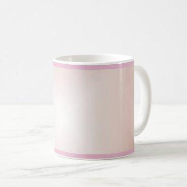 Design It Yourself Coffee Mug