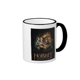 Desolation of Smaug Characters 2 Mug