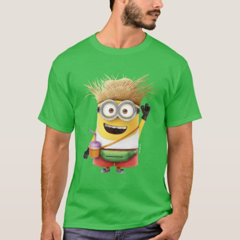Despicable Me | Minion Dave on Vacation T-Shirt