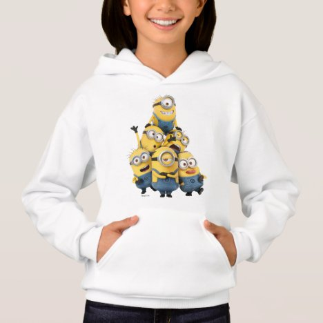 Despicable Me | Pyramid of Minions Hoodie