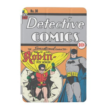 Detective Comics #38 iPad Mini Cover