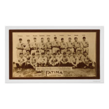 Detroit Tigers Baseball 1913 Print
