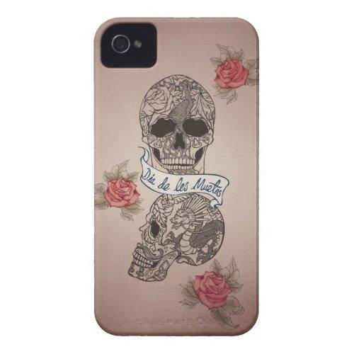 Dia De Los Muertos Sugar Skull casematecase