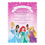 Disney Princess | Birthday Invitation