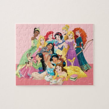 Disney Princess Friends Jigsaw Puzzle