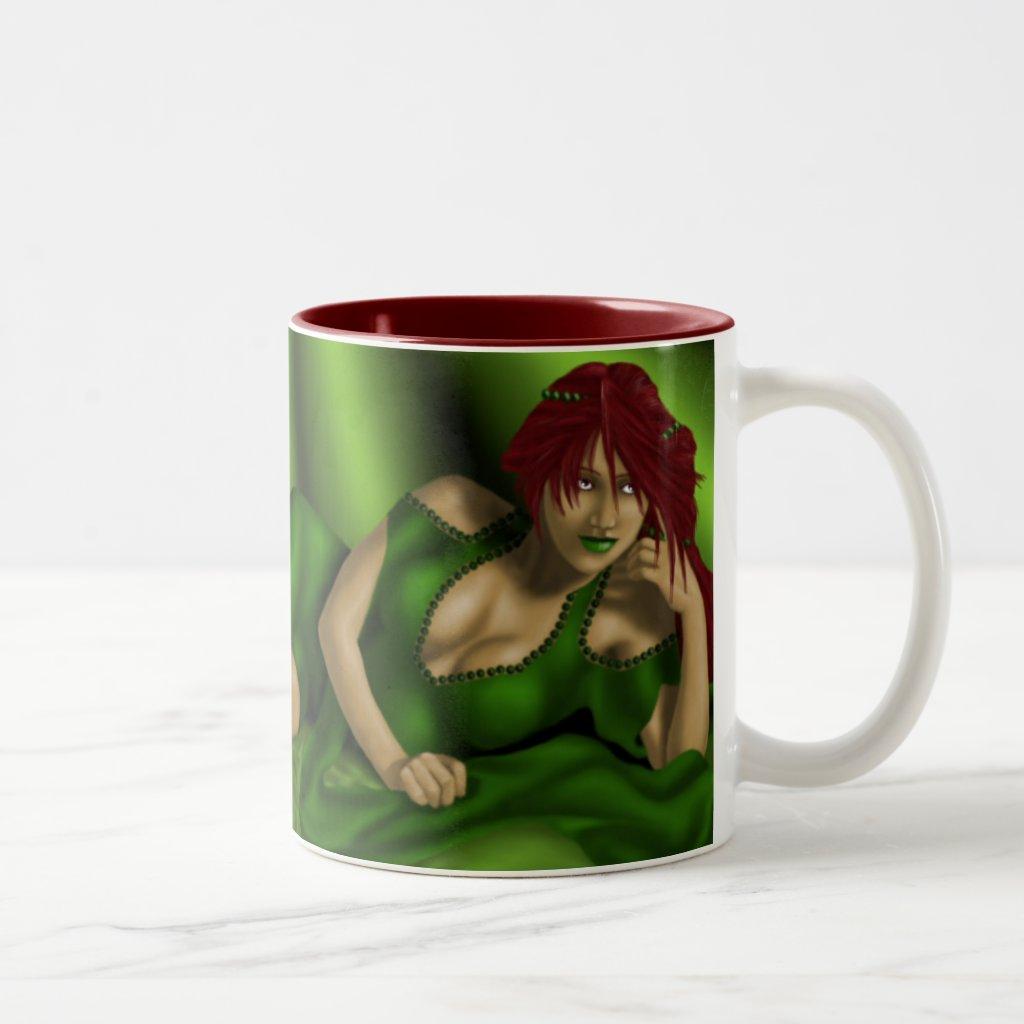 Divine Lady of Beauty mug