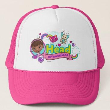 Doc McStuffins | Head of Hospital Trucker Hat