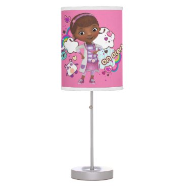 Doc McStuffins | On Alert Table Lamp