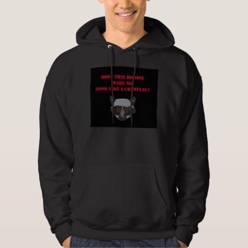 Does This Hoodie Make Me Look Like a Criminal? zazzle_shirt