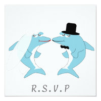Dolphins RSVP Invitation
