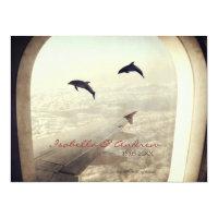 Dolphins - Wedding Invitation