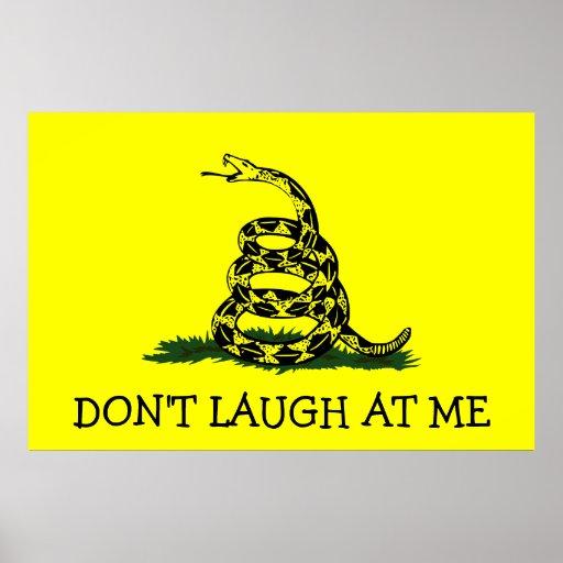 Dont Tread Me Laugh
