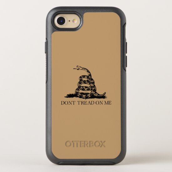Don't Tread on me OtterBox Symmetry iPhone 8/7 Case