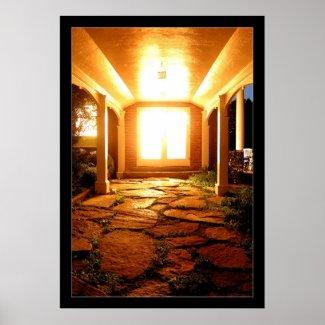 Doors of Light print