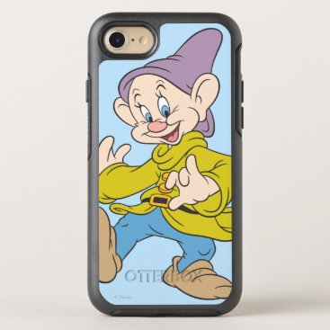 Dopey Dancing OtterBox Symmetry iPhone SE/8/7 Case