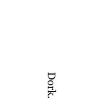 Dork Necktie (White)