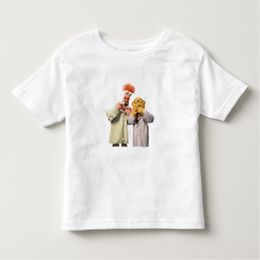 Dr. Bunsen Honeydew and Beaker 2 Toddler T-shirt
