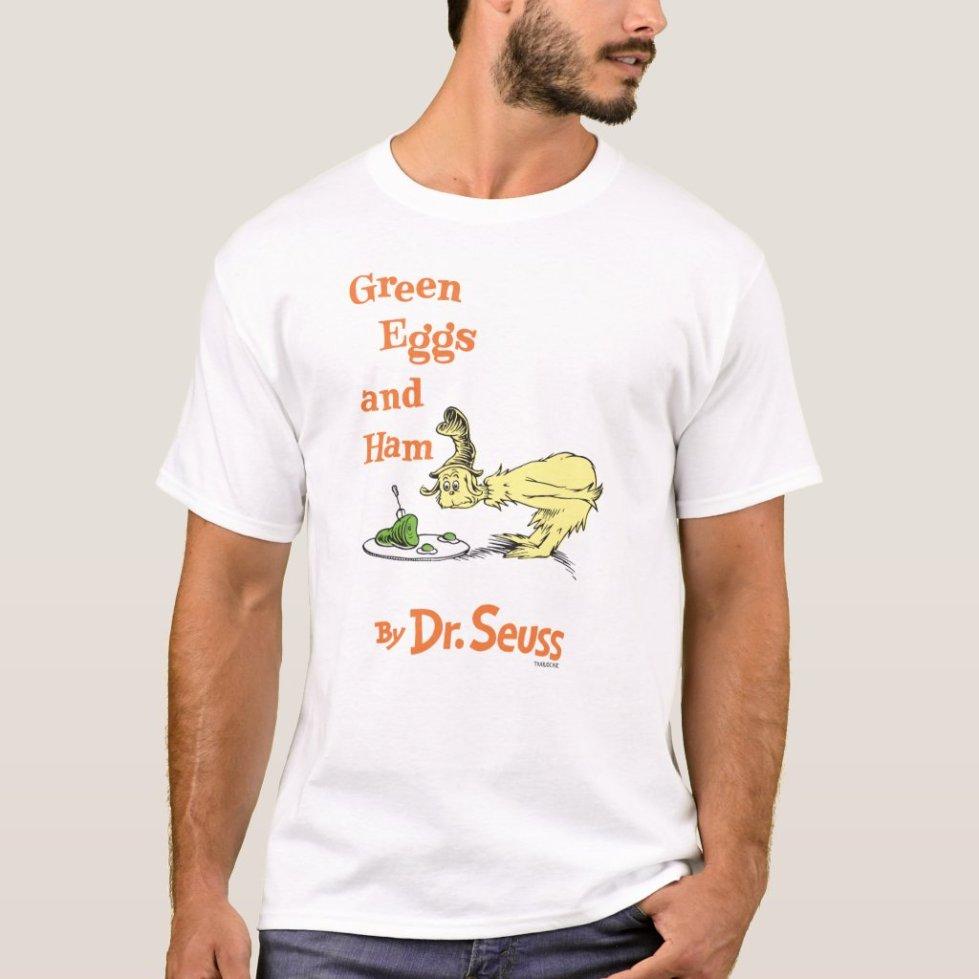 Dr. Seuss | Green Eggs and Ham T-Shirt