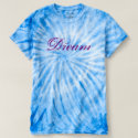 """Dream"" in shades of blue Tee Shirts"