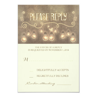 Oh My Deer Hand Lettering Wedding Invitations