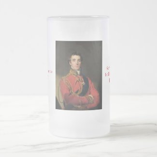 Duke of Wellington Waterloo Commemorative