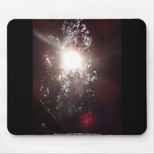 Early Morning Sun Rays #18 mousepad