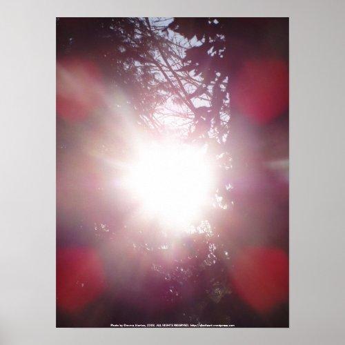 Early Morning Sun Rays #25 print