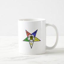 Eastern Star Coffee Mug
