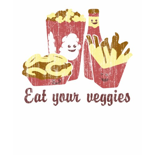 Eat Your Veggies shirt