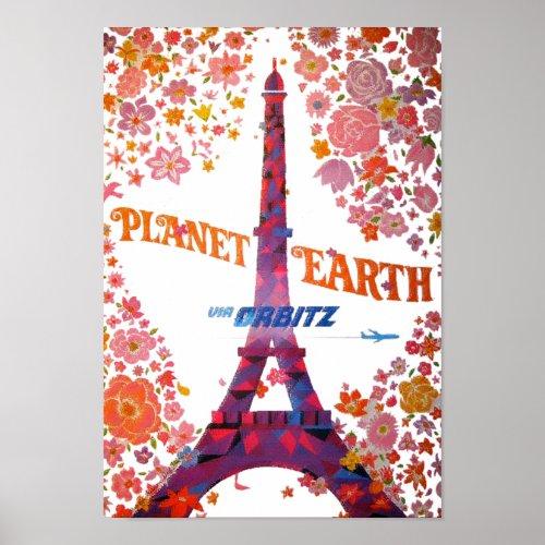 Effile tower print