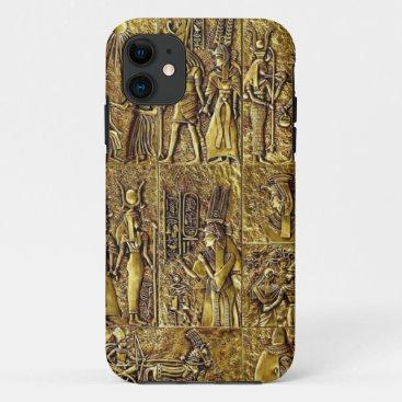 Egyptian Hieroglyphics iPhone 11 Case