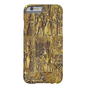 Egyptian Hieroglyphics Barely There iPhone 6 Case