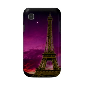 Eiffel Tower in Sunshine Sky casematecase