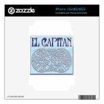 """""""El Capitan"""" skins"""
