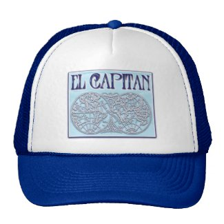 """""""El Capitan"""" Trucker Hats"""