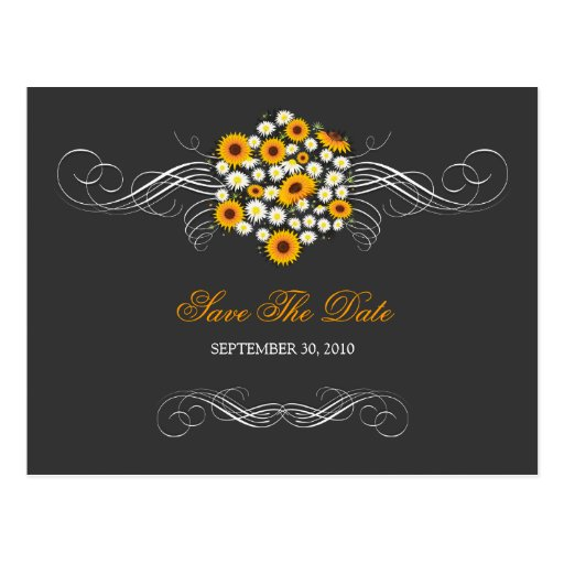 Customize Your Own Save Date Cards