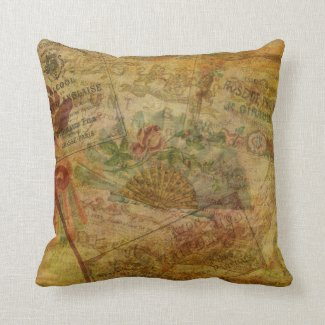 Eloquent Tapestry Pillows