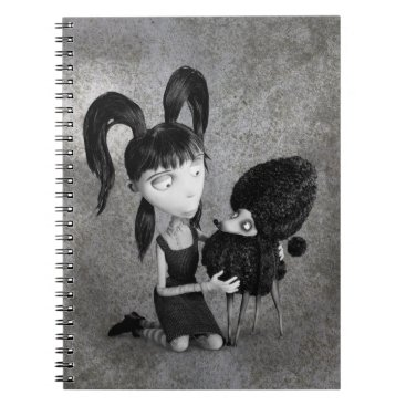 Elsa and Persephone Notebook