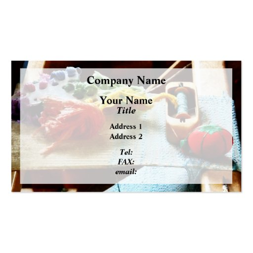 Business Supplies Embroidery Business Supplies