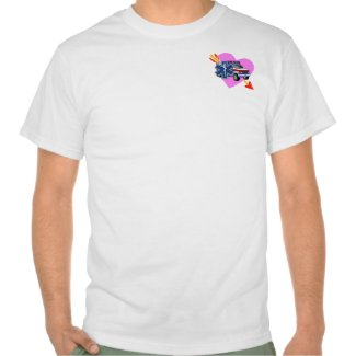 EMS Heart of Care T-Shirts, Sweats and Apparel