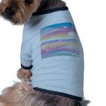 Endless Summer Pastels pet clothing