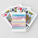 Endless Summer Pastels playing cards