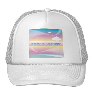 Endless Summer Pastels Trucker Hat